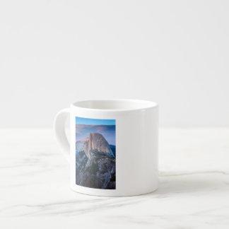 Punto del glaciar taza espresso