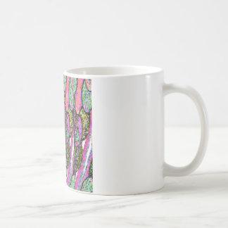 Punto del guijarro tazas de café