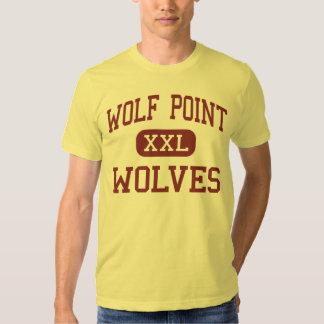 Punto del lobo - lobos - alto - punto Montana del Playeras
