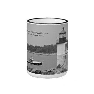 Punto del mariscal, puerto Clyde, TAZA de CAFÉ de