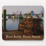 Punto Judith, Rhode Island Tapetes De Ratones