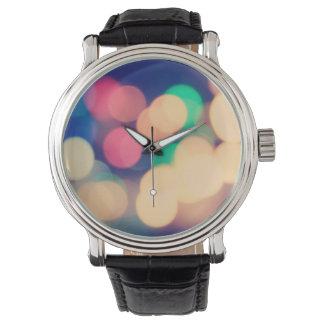 Punto ligero relojes de pulsera