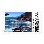 Punto Lobos California Timbre Postal