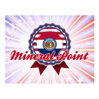 Punto mineral, MES Postal
