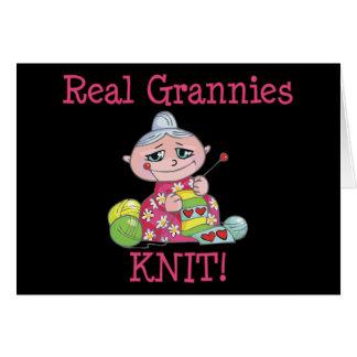 ¡PUNTO real de las abuelitas! Tarjetón