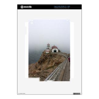 Punto Reyes - casa ligera iPad 2 Skin