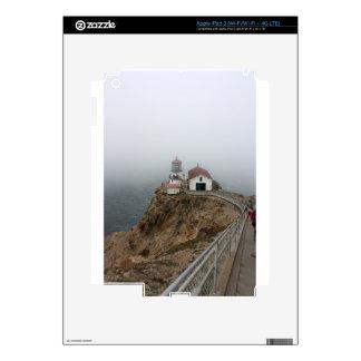 Punto Reyes - casa ligera iPad 3 Pegatina Skin