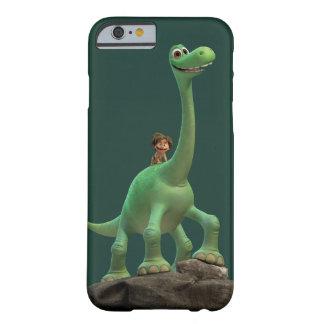 Punto y Arlo en roca Funda Para iPhone 6 Barely There