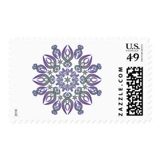 Puntos azules sellos