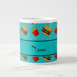 Puntos conocidos personalizados de las fritadas de taza grande