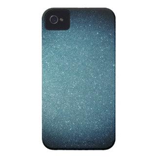 Puntos culminantes azules del inconformista del iPhone 4 Case-Mate carcasas