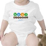 Puntos de Brother del bebé personalizados Trajes De Bebé