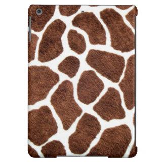 Puntos de la jirafa carcasa para iPad air