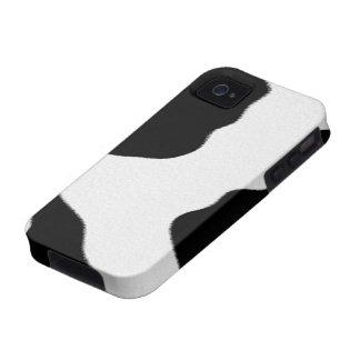 Puntos de la vaca iPhone 4/4S carcasa