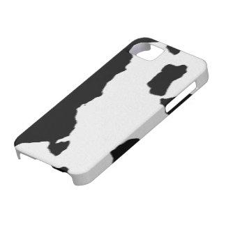 Puntos de la vaca funda para iPhone 5 barely there