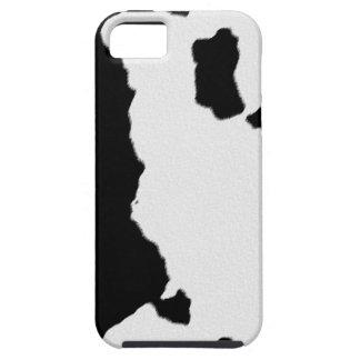 Puntos de la vaca funda para iPhone SE/5/5s