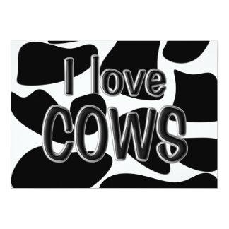Puntos de la vaca anuncio