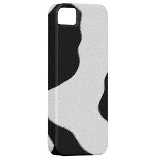 Puntos de la vaca iPhone 5 funda