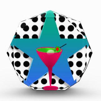 Puntos de Martini - aceituna fresca