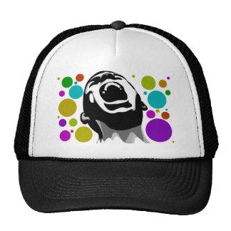 Puntos del grito gorras de camionero