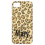 Puntos del guepardo iPhone 5 Case-Mate cobertura