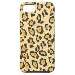 Puntos del guepardo iPhone 5 Case-Mate coberturas