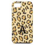 Puntos del guepardo iPhone 5 coberturas