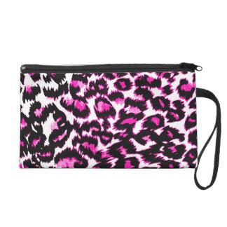 Puntos rosados del leopardo