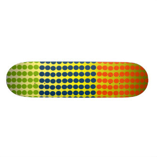 Puntos - tabla de patinar