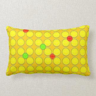 Puntos tridimensionales de la almohada (lumbar) -