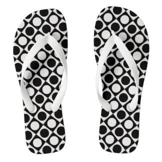 Puntos y cuadrados/blanco del negro + sus ideas