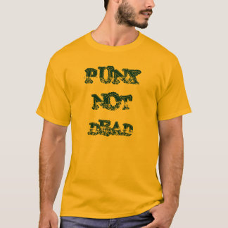 """""""Punx Not Dead"""" t-shirt"""