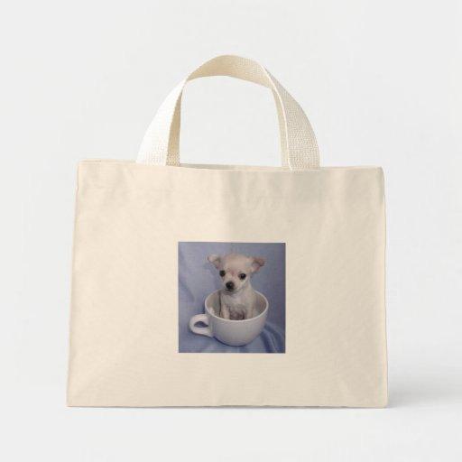 Pup in a Cup Designer Bag