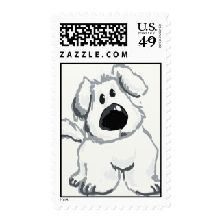 pup postage stamps