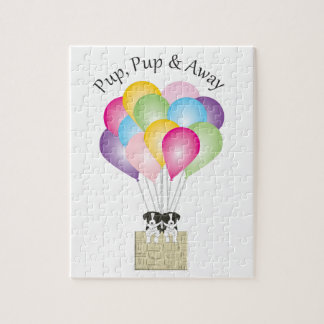 Pup Pup & Away Jigsaw Puzzle