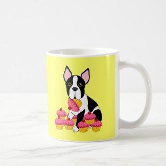 Pupcakes mug