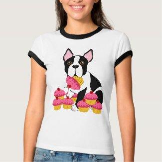 Pupcakes shirt