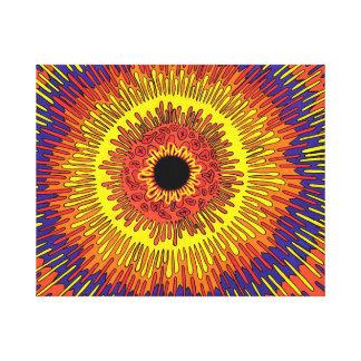 Pupil Canvas Print