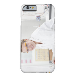 Pupil in a science lesson. barely there iPhone 6 case