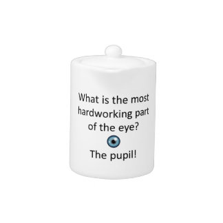 Pupil Joke Teapot