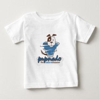 Pupnado Themed Baby T-Shirt