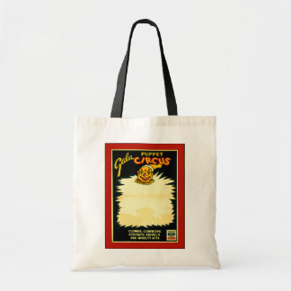 Puppet Circus Bags