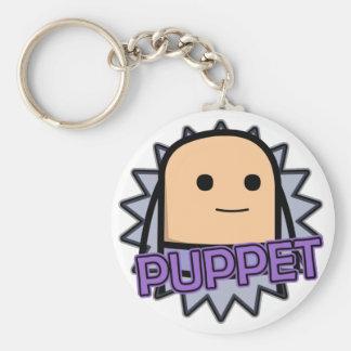 Puppet Keychain