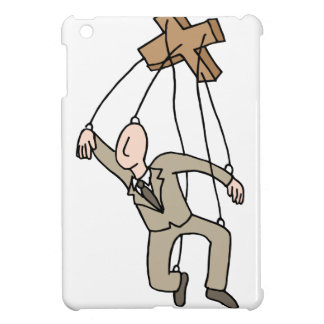 Puppet String Businessman Cover For The iPad Mini