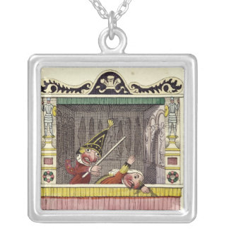 Puppet Theater Necklace