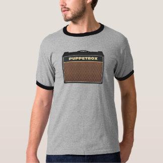 Puppetbox Amplifier Logo T-Shirt