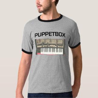 Puppetbox Synthesizer Logo T-Shirt