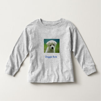puppies1, Doggis Rule Toddler T-shirt