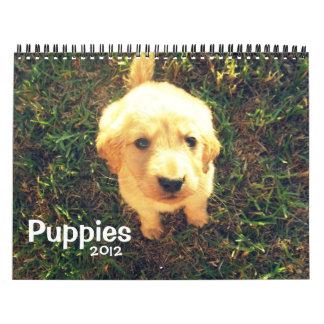 Puppies 2012 June change Calendar