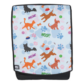 Puppies and Kittens Backpack